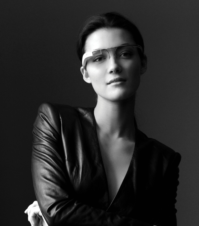 Google Project Glass: Augmented Reality Eyewear Glasses