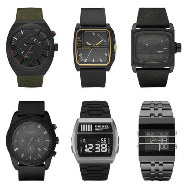 Tags: Best Deals , Deals , Diesel , Men's Watches