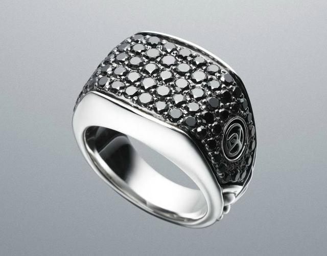 Black Diamond Chevron Ring By David Yurman Lifestyle Fancy