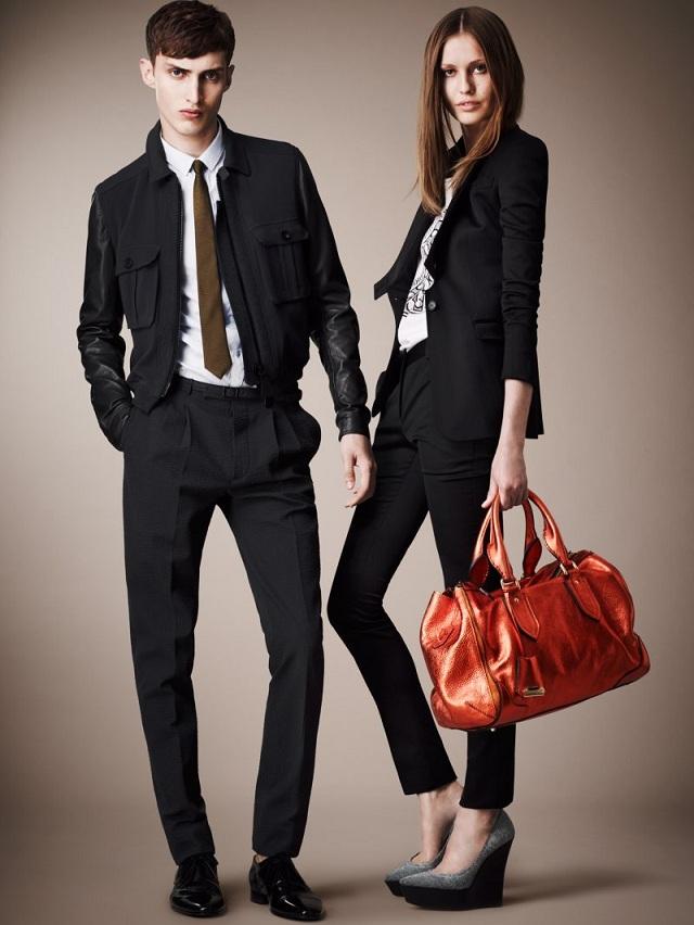 Стиль деловой в одежде