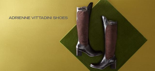 Adrienne Vittadini Sapphire Flats - Polyvore
