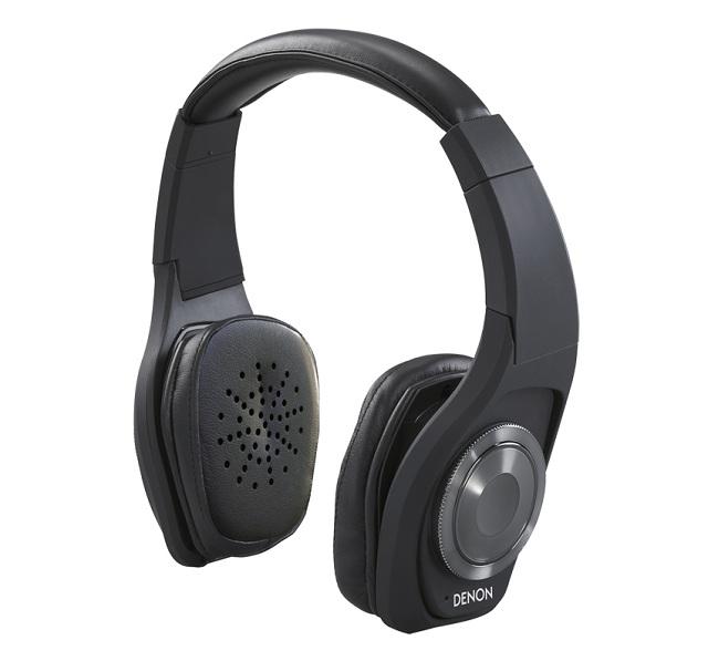 Denon Ah Ncw Globe Cruiser Bluetooth Headphones