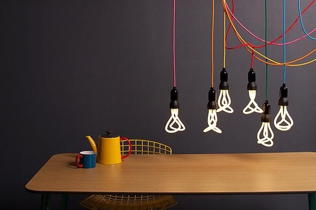Plumen Designer Energy Saving Light Bulb Lifestyle Fancy