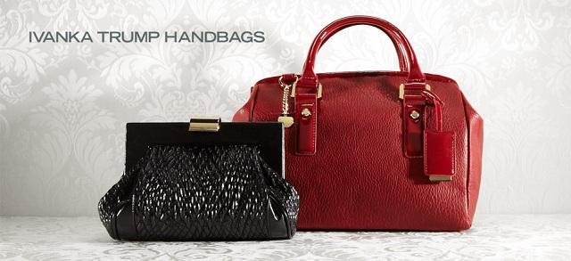Ivanka Trump Handbag, Rose Top Handle Shopper - Polyvore