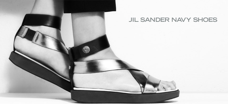 Jil Sander Milan Fashion Week Shoes Fall 2013