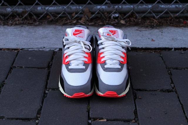 air max 90 infrared vintage