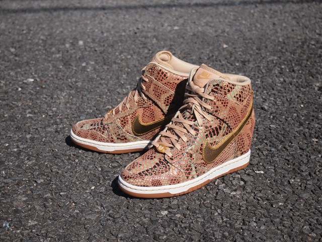 cheap for discount c32fc 1b4fa ... nike dunk sky hi yots ...