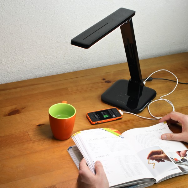 Satechi smart led desk lamp with touch control dimmable lighting satechi smart led desk lamp with touch control dimmable lighting lifestyle fancy aloadofball Image collections