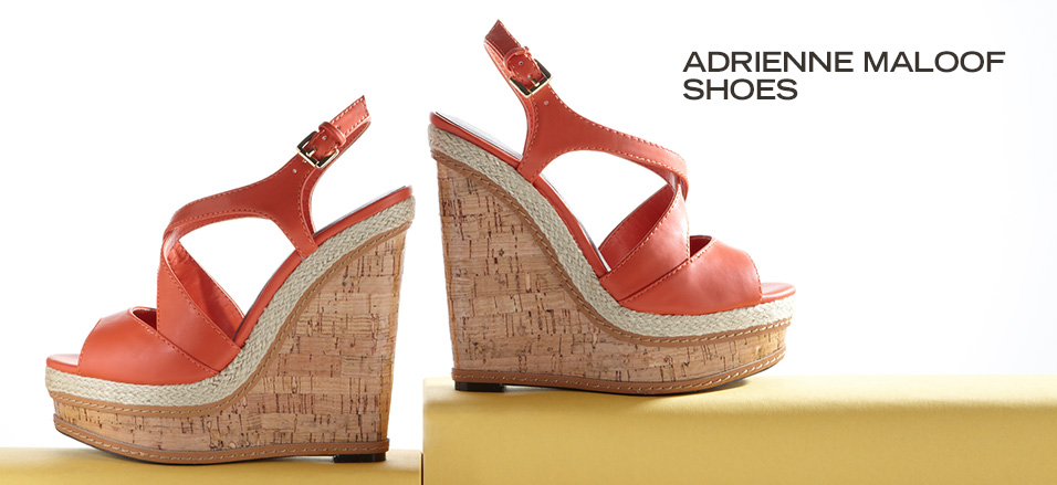 More Pics of Adrienne Maloof Strappy Sandals (1 of 8) - Adrienne