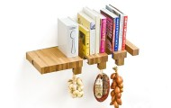 Fusillo - Multifunctional Bookshelf