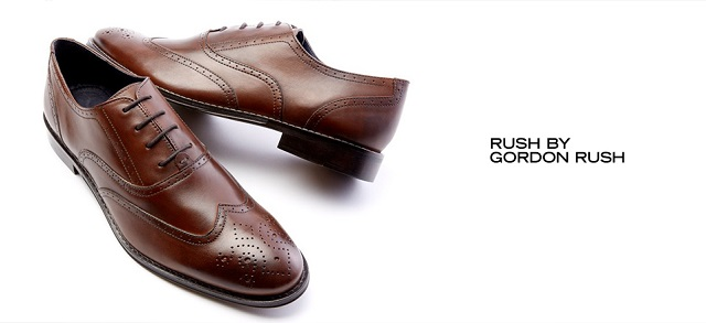 Made in Italy: Gordon Rush Belts · Well-Dressed: Shoes to Impress