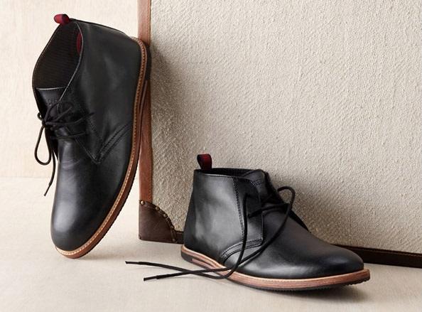 NUDE SUEDE Ben Sherman Cleg Desert Boots   Mr Shoes UK