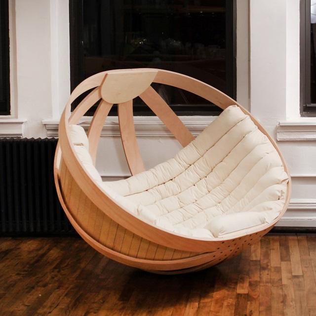 Clarkson Design Cradle Chair