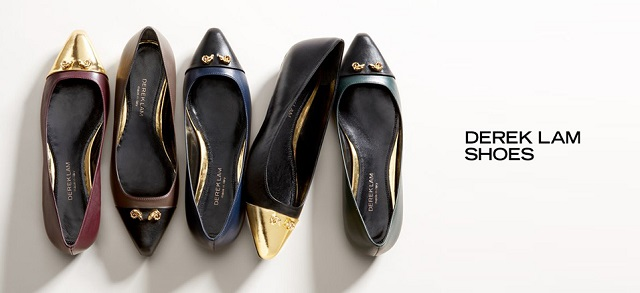 Derek Lam Shoes at MYHABIT Check It Out