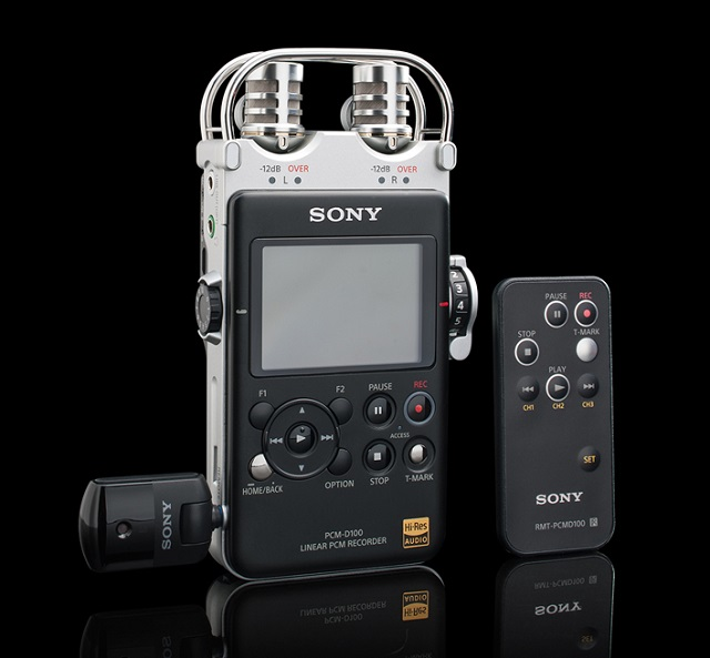 SONY PCM-D100 Portable High Resolution Audio Recorder_12