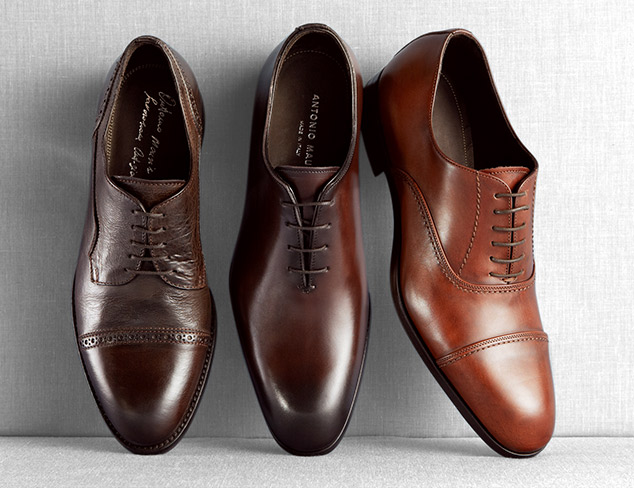 Best Deals: Volley, Up to 80% Off Brown Dress Shoes, Ben Sherman ...