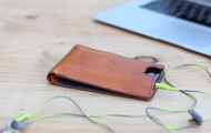 Danny P. Italian Leather iPhone Wallets