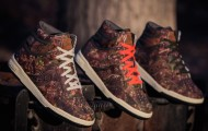 Packer Shoes x Saucony Woodland Camo Hangtime Hi