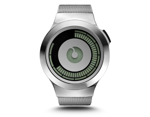 ziiiro saturn silver digital lifestyle fancy