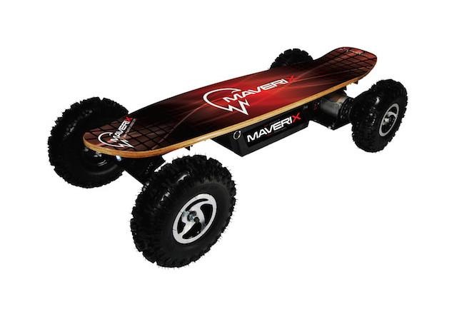 Maverix BorderX Electric Skateboard_1