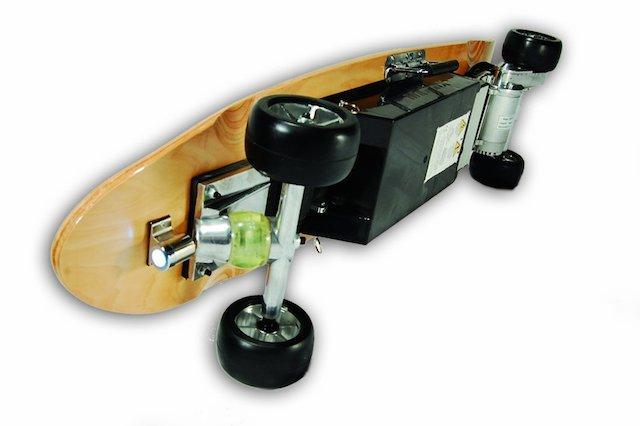 Maverix Cruiser Electric Skateboard_2