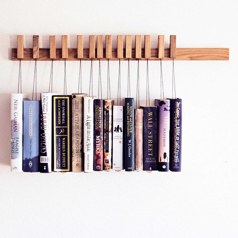 home rack shelf bali wall u for kitchen white holder mountable dp display metal bookshelf purpose wallniture com in dvd storage cd multi amazon sturdy shape book