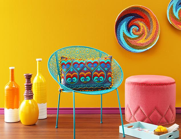 Best deals vanity fixtures sonia rykiel maison company - Contemporary mexican decor ...