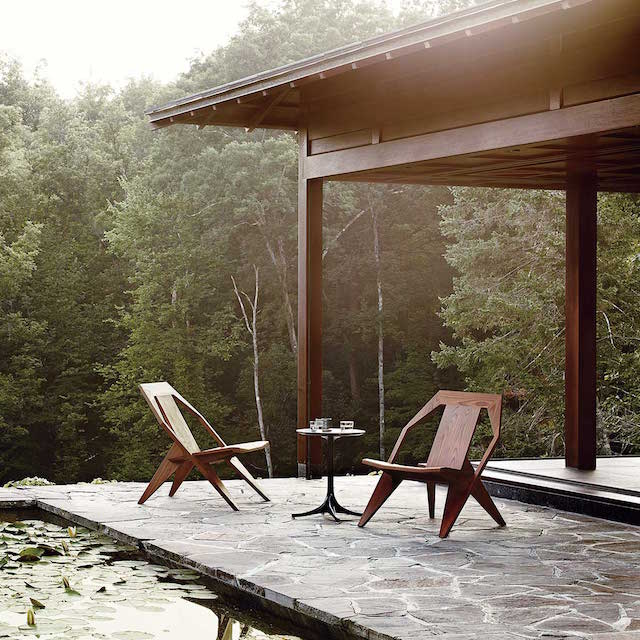 Medici Outdoor Chair by Mattiazzi