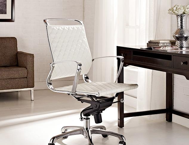 Luxury Riverside Furniture Allegro Standard Desk Office Suite.
