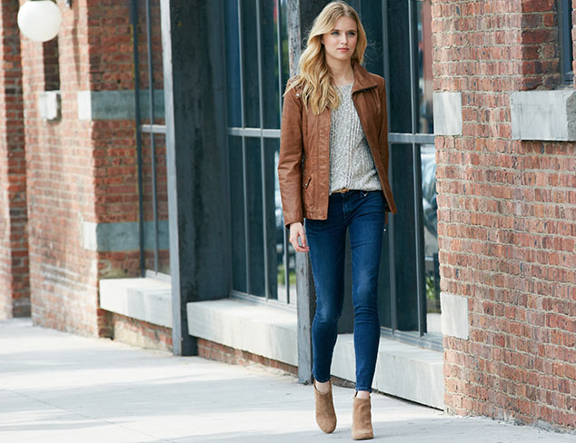 Best Deals Leather Jackets Amp Skinny Jeans Lily By