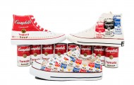 Converse All Star Andy Warhol Spring 2015 Collection