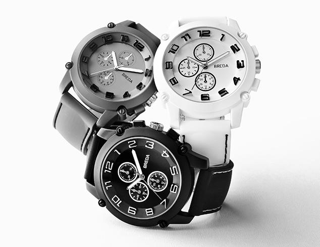 Best Deals: Breda Watches, Wolverine, Brogues & Wingtips ...