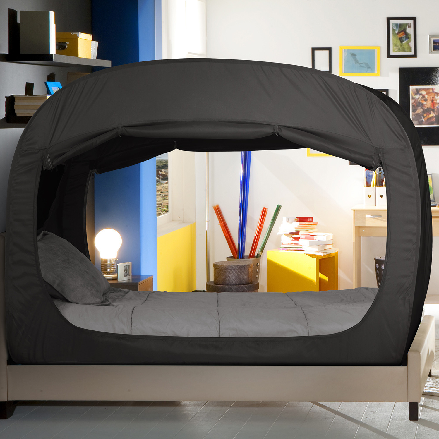 & Privacy Pop Bed Tent | LifeStyle Fancy