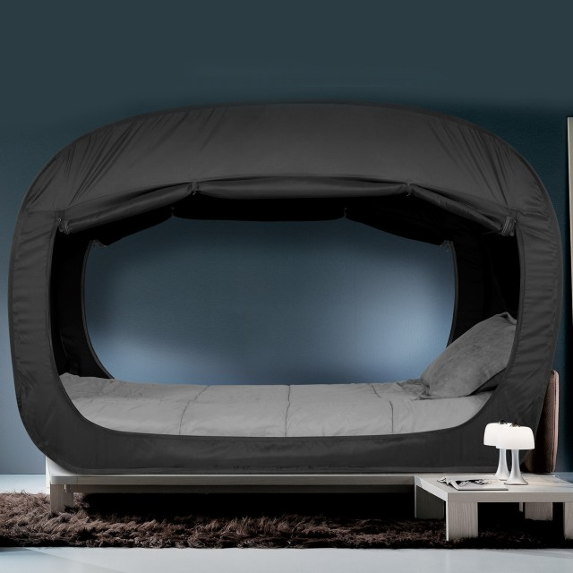 Privacy Pop Bed Tent Lifestyle Fancy