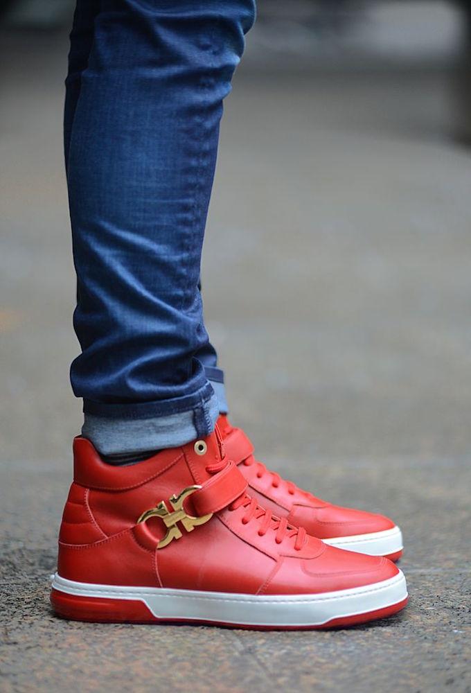 Salvatore Ferragamo Gancini sneakers Cheap Sale Original Sale Latest Discount Enjoy Discounts 100% Authentic Cheap Online GNFvy