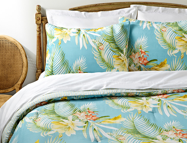 Bahama Bed Linens With Tommy Bahama Bedding
