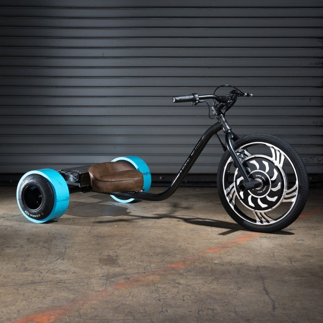 local motors verrado electric drift trike lifestyle fancy
