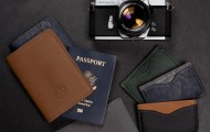 Men In Cities Luxe Leather Goods