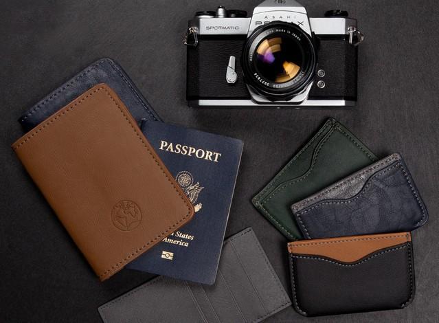 Men In Cities Luxe Leather Goods