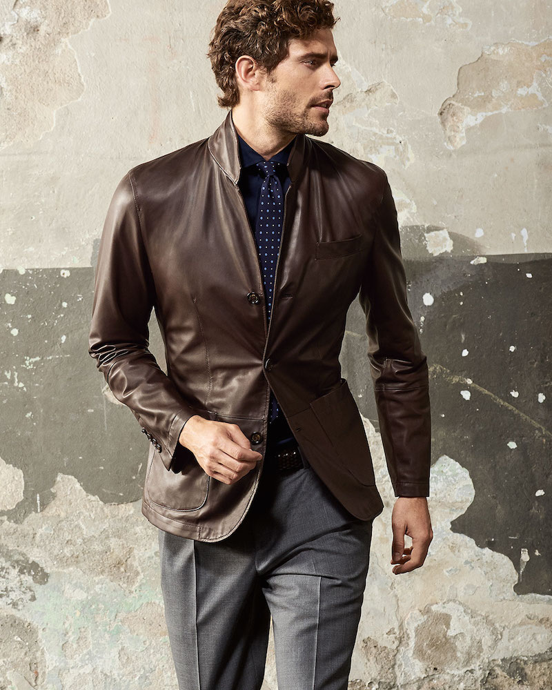 Brunello Cucinelli Spring 2015 Menswear Lookbook