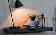 bSHELF by KREAFUNK: Shelf & Bluetooth Music Player