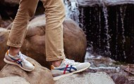 Onitsuka Tiger x J.Crew Colorado Eighty-Five in Classic Gravel