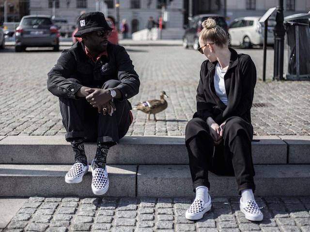 """23b528fcb6 Sneakersnstuff x Vans OG Classic Slip-On LX """"Stockholm"""""""