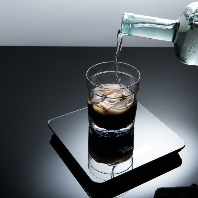 Barman Drink Mixing Platform