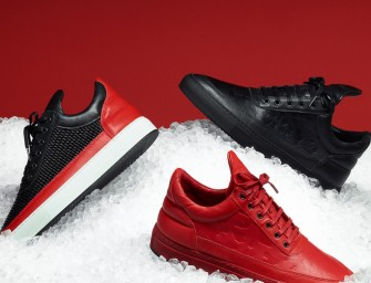 Barneys New York x Filling Pieces BNY Sole Series