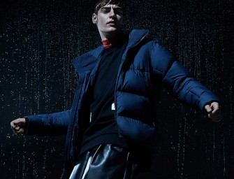 Forces of Nature: Barneys New York x The North Face Fall/Winter 2015 Menswear Collection