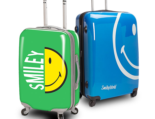 Best Deals: Smiley Luggage Collection, Safavieh Lighting, Egyptian ...