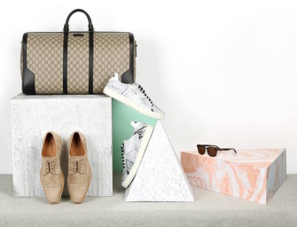 Selfridges Men's Spring 2016 Shoe and Accessories Guide