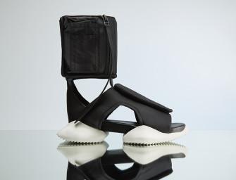 New Icons // Rick Owens x adidas Techno-Gladiators
