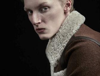 Dark Matter: Luisa Via Roma Fall/Winter 2016 Menswear Lookbook
